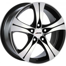 AUTEC ETHOS 7,5x17 5x105 ET38 BLACK POLISHED