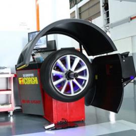 Vyvažovanie pneumatík