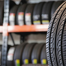 Uskladnenie pneumatík